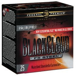 Black Cloud 12 Gauge Shotshells