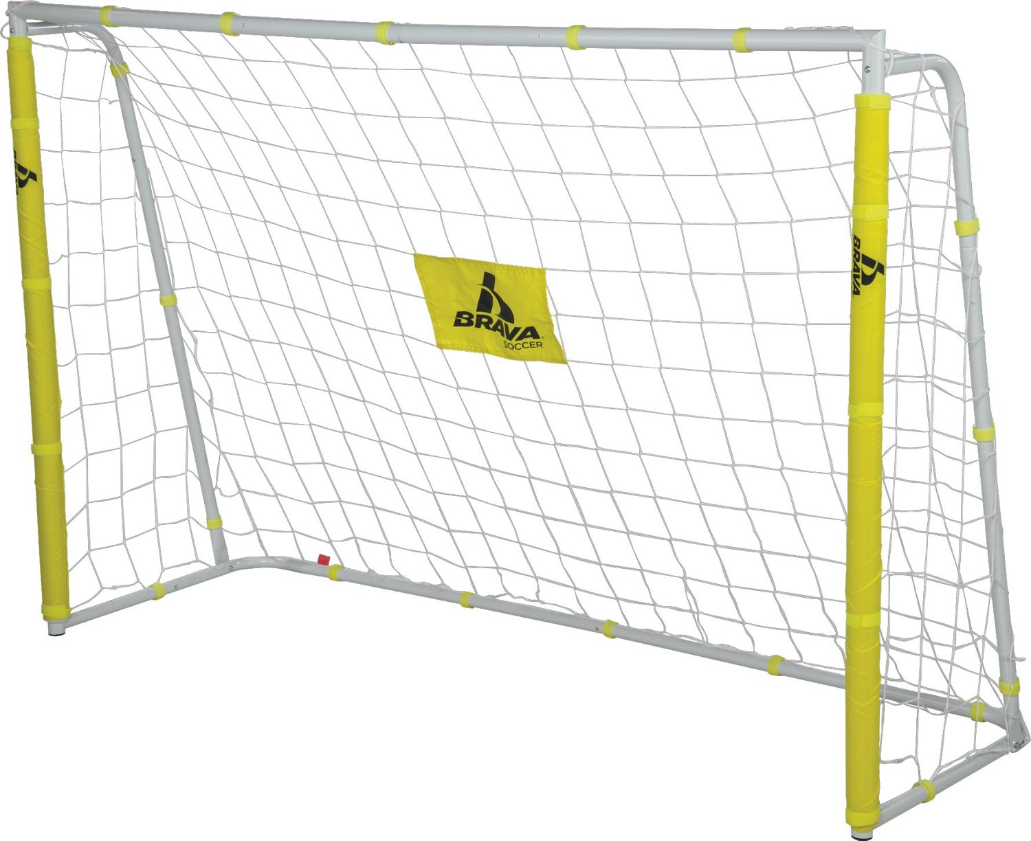 52cd55747 Display product reviews for Brava 4 ft x 6 ft Junior Soccer Goal This ...