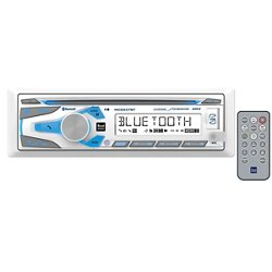 Marine CD Receiver with Bluetooth