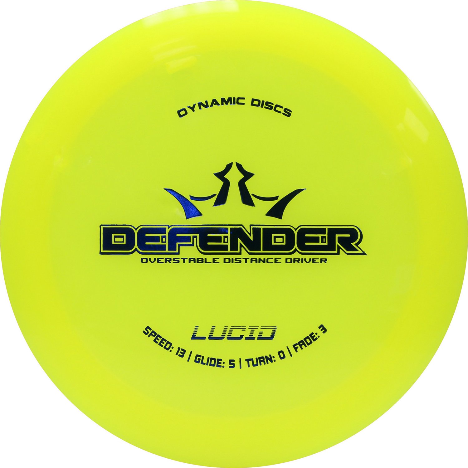 Display product reviews for Dynamic Discs Lucid Defender Disc Golf Disc