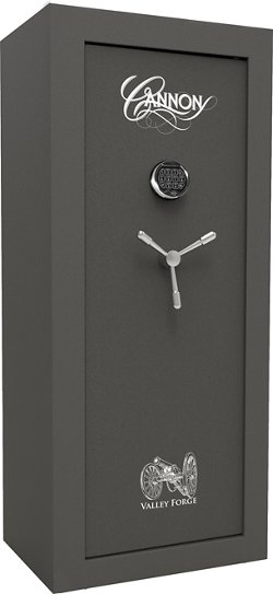 Cannon Safe Valley Forge Series 24-Gun Safe