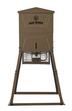 Game Winner 600 lb Cube VP Deer Feeder
