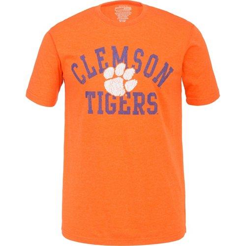 Colosseum Athletics Men's Clemson University Vintage T-shirt
