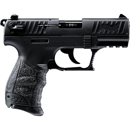 Walther P22 QD .22 LR Pistol