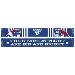 adidas Men's FC Dallas Jersey Scarf