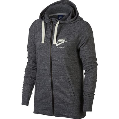 37220c1b00a9 ... Nike Women s Gym Vintage Full Zip Hoodie. Women s Hoodies   Sweatshirts.  Hover Click to enlarge