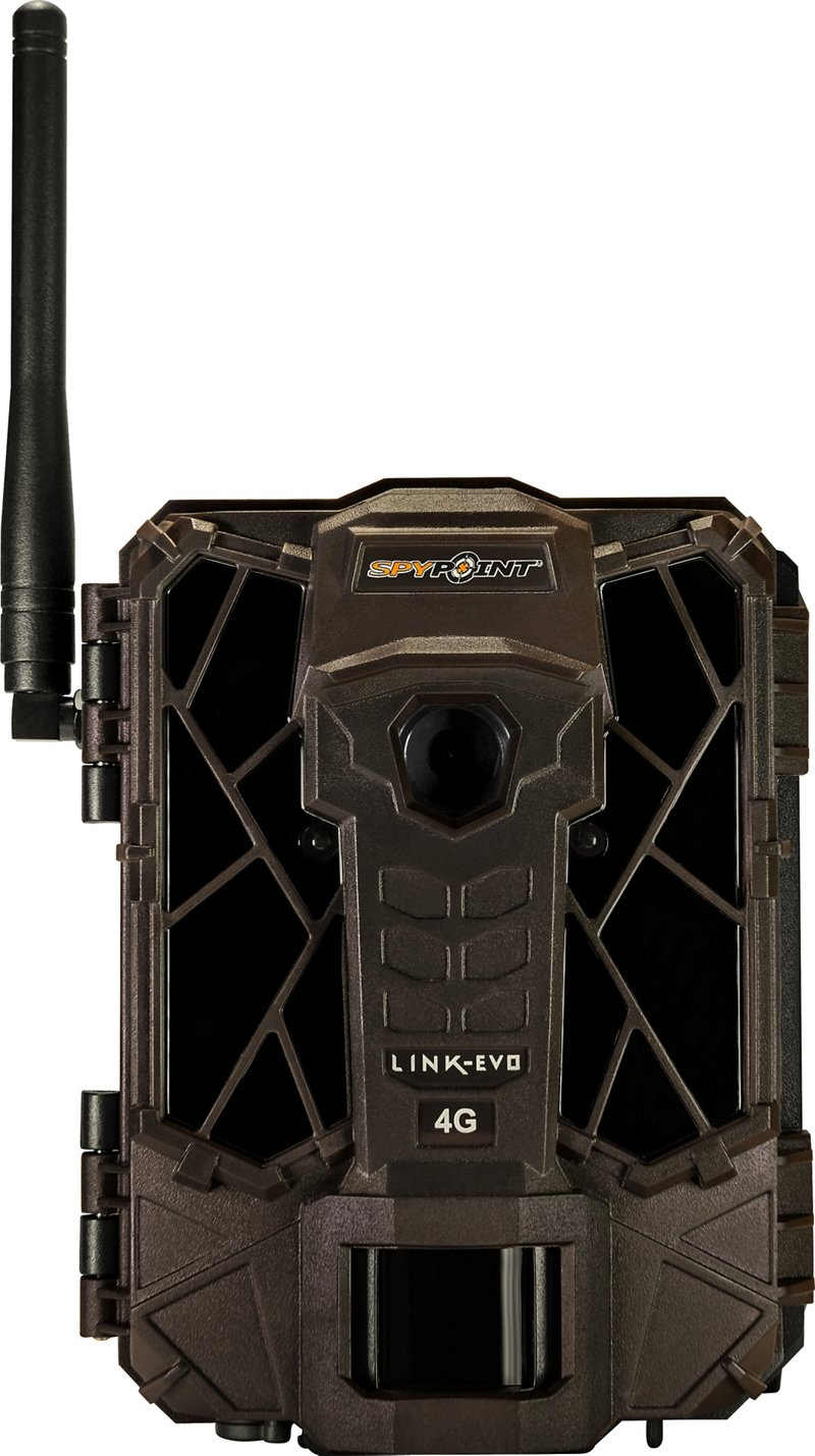 Spypoint Link-Evo 12.0 MP Infrared Cellular Trail Camera – Game Cameras at Academy Sports