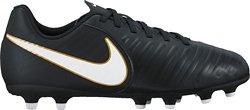 Nike Boys' Jr. Tiempo Rio IV FG Soccer Shoes