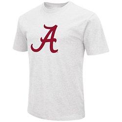 Colosseum Athletics Men's University of Alabama Logo T-shirt