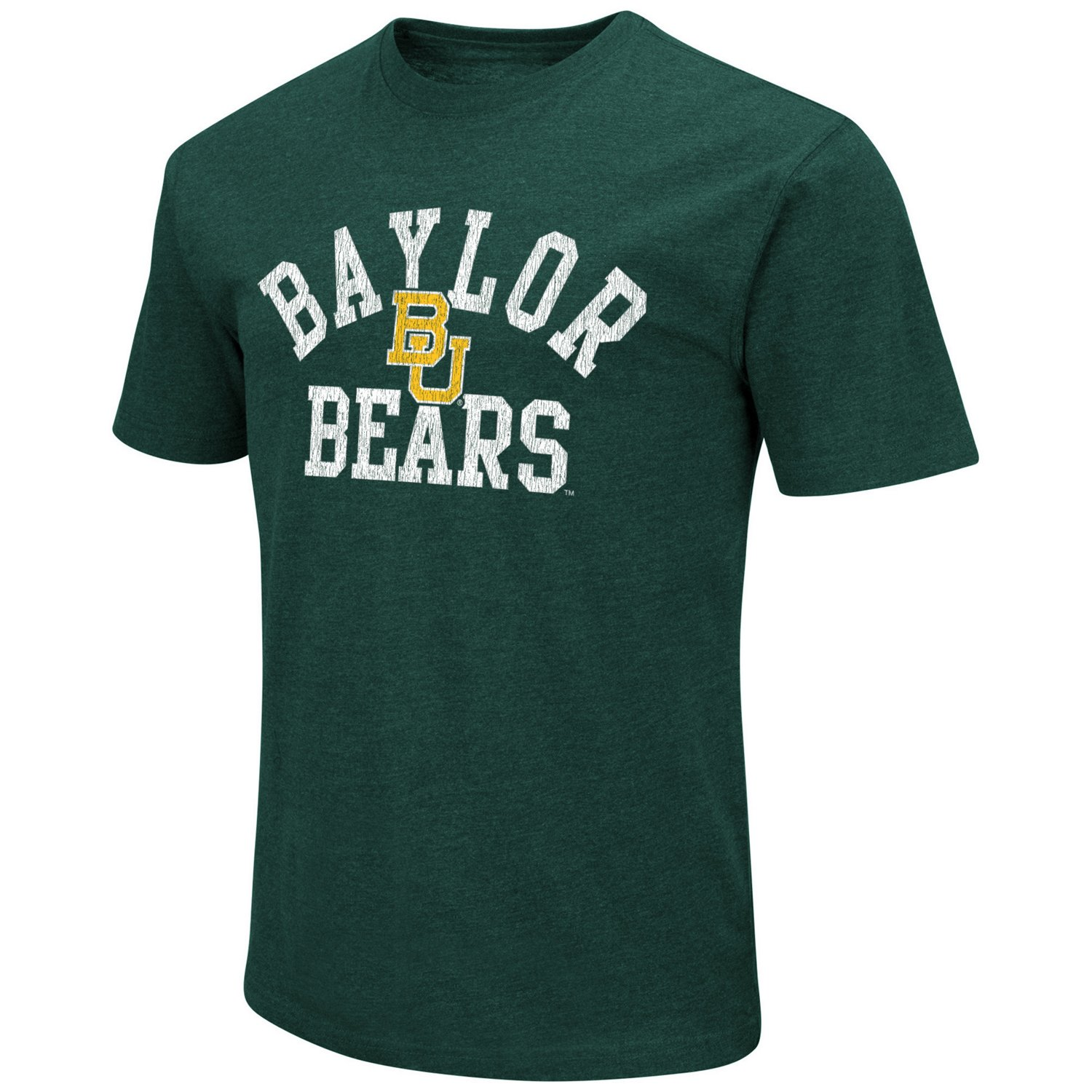 Colosseum Athletics Men's Baylor University Vintage T-shirt