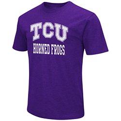 Colosseum Athletics Men's Texas Christian University Vintage T-shirt