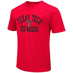Colosseum Athletics Men's Texas Tech University Vintage T-shirt