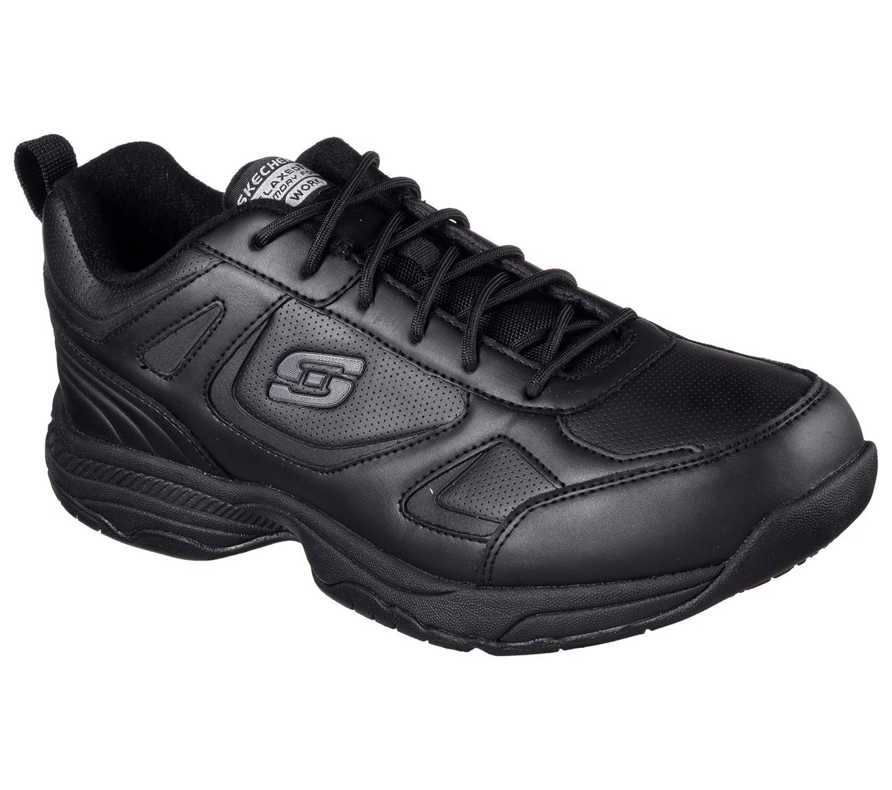 51e9704314e Display product reviews for SKECHERS Men s Work Relaxed Fit Dighton SR  Service Shoes