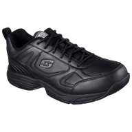 SKECHERS Men's Work Relaxed Fit Dighton EH Service Shoes