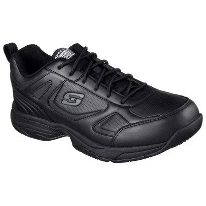 1a61c982638 SKECHERS Men s Work Relaxed Fit Dighton EH Service Shoes