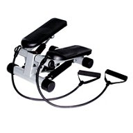 Sunny Health & Fitness Mini Stepper with Bands