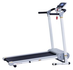 Sunny Health & Fitness Easy Assembly Folding Treadmill