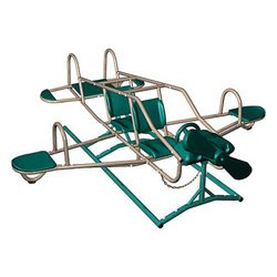 Ace Flyer Airplane Teeter-Totter