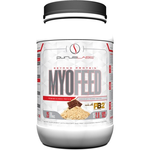 Purus Labs Myofeed PB2 Chocolate Protein Supplement