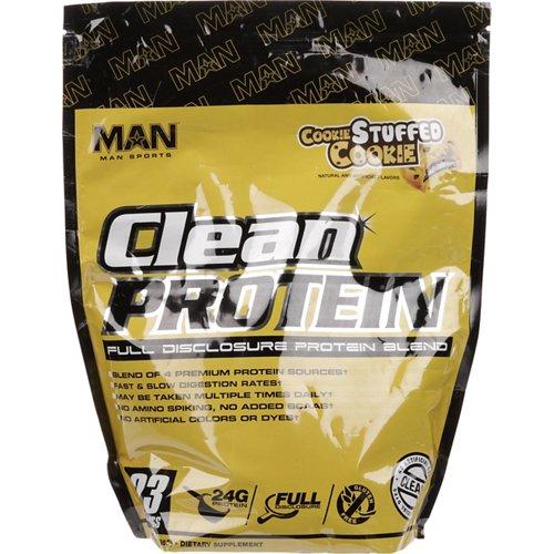 MAN Sports Clean Protein