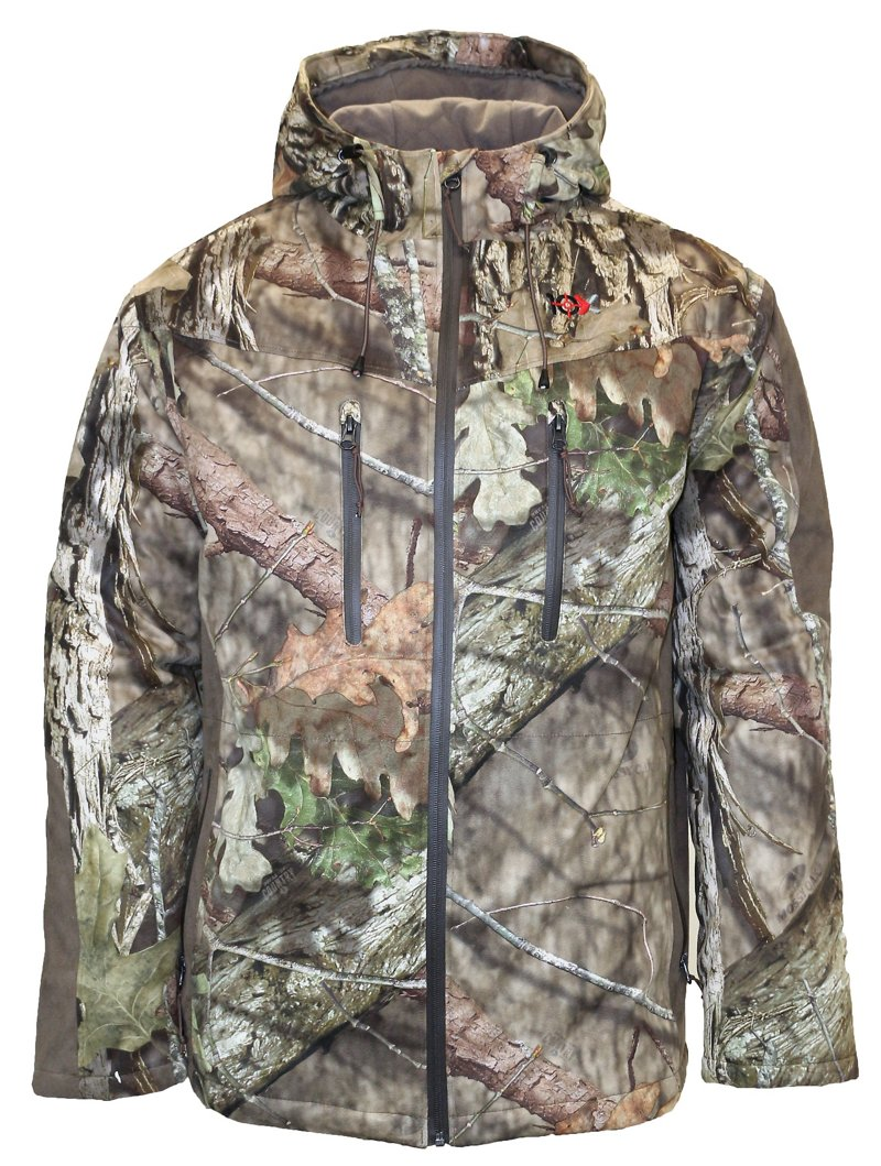 10X Men's Silent Quest Insulated Parka With Scentrex - Camo Clothing, Adult Insulated Camo at Academy Sports thumbnail
