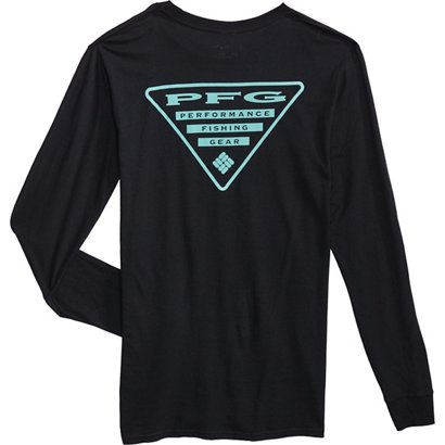 162bf16443d Columbia Sportswear Men's PFG Triangle Long Sleeve T-shirt | Academy