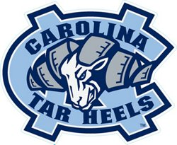 Stockdale University of North Carolina Logo Decal