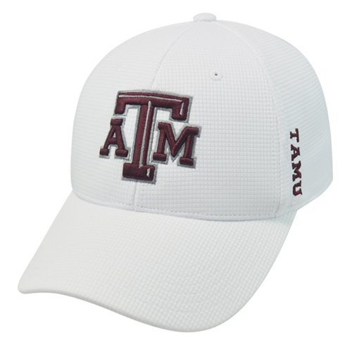 Top of the World Men's Texas A&M University Booster Plus Flex Cap