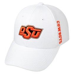 Top of the World Men's Oklahoma State University Booster Plus Flex Cap