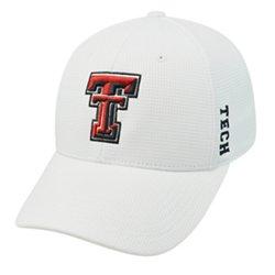 Top of the World Men's Texas Tech University Booster Plus Flex Cap