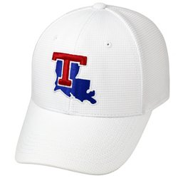 Top of the World Men's Louisiana Tech University Booster Plus Flex Cap