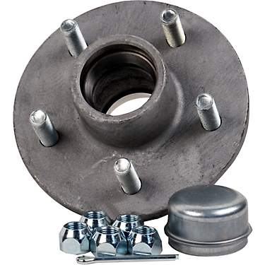 C.E. Smith Company Tapered Galvanized Hub Kit