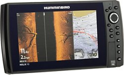 Humminbird Helix 10 CHIRP MEGA SI Sonar/GPS G2N Chartplotter