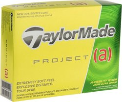 TaylorMade™ Project (A) Golf Balls