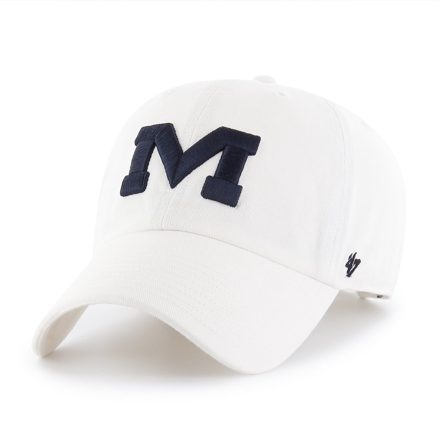 online store 9e8fb 9b139  47 University of Mississippi Clean Up Cap   Academy
