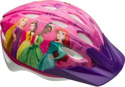 Bell Girls' Princess 2D Bike Helmet