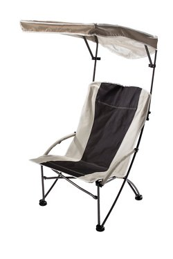 Pro Comfort Adjustable Shade Canopy Armchair
