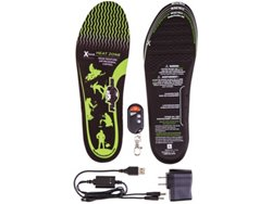 Flambeau Men's Hot Feet Heated Insoles Kit