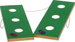 AGame Tournament 3-Hole Washer Toss Set