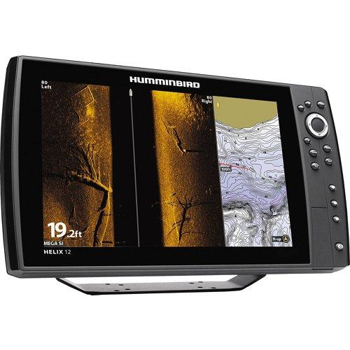 Humminbird Helix 12 CHIRP MEGA SI Sonar/GPS G2N Chartplotter