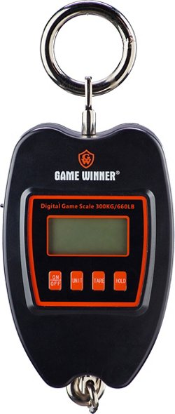 Game Winner 660 lb Digital Game Scale