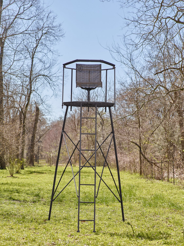 Game Winner 2 Man Quad Pod Hunting Stand Instructions