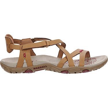 Merrell Women S Sandspur Rose Leather Sandals