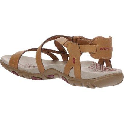 eee3d3cf3b2c5 Merrell Women s Sandspur Rose Leather Sandals