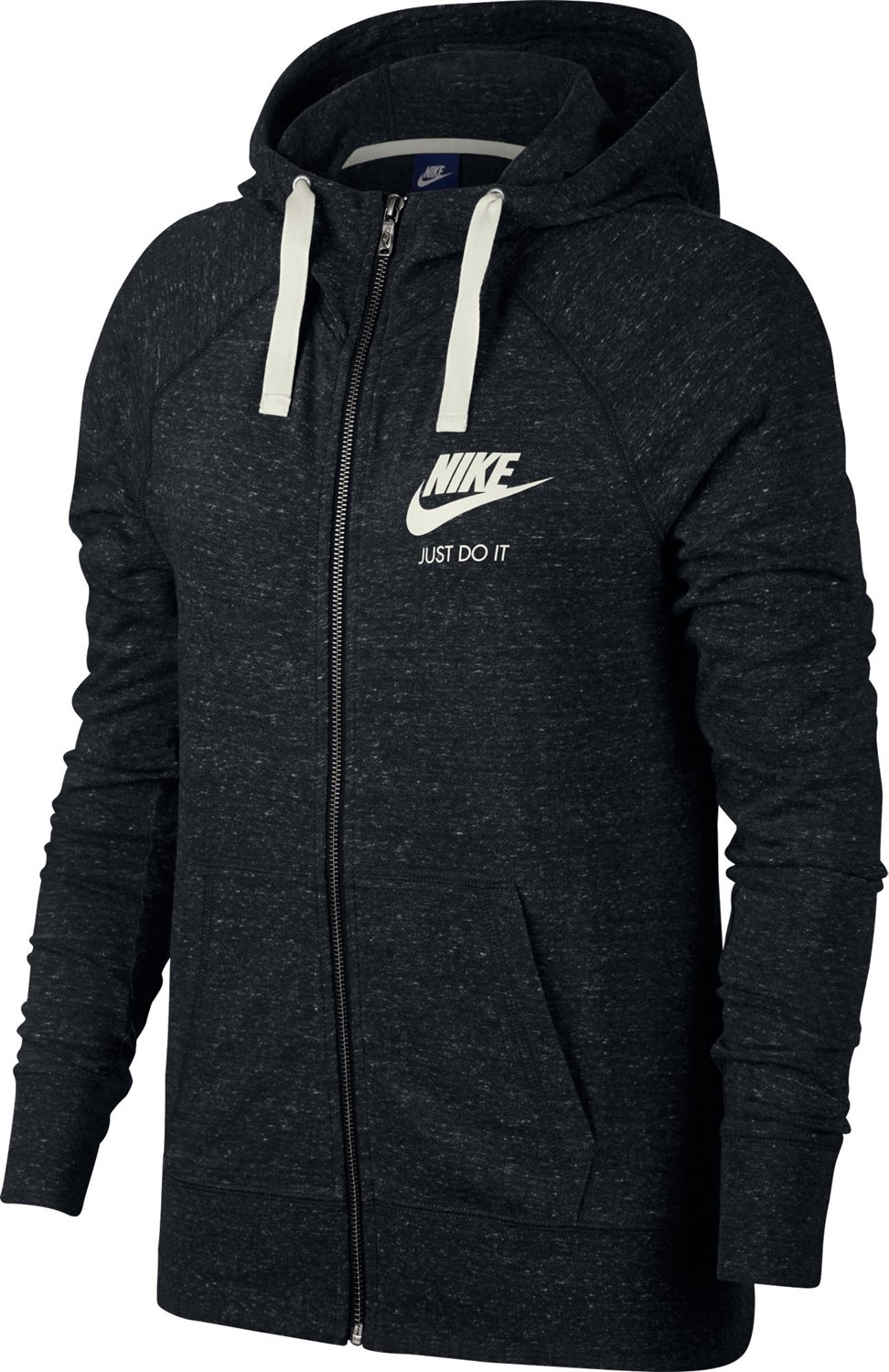 ab5e49313406 Display product reviews for Nike Women s Gym Vintage Full Zip Hoodie