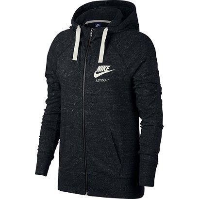 e55f44d83ed ... Nike Women s Gym Vintage Full Zip Hoodie. Women s Hoodies   Sweatshirts.  Hover Click to enlarge