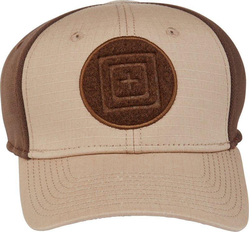 5.11 Tactical Men's Downrange 2.0 Cap (TDU Khaki, Size Medium/Large) - Men's Outdoor Apparel, Men's Hunting/Fishing Headwear at Academy Sports thumbnail