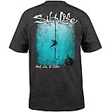 4a410b8f8bd Men s Hook Line and Sinker Short Sleeve T-shirt. Quick View. Salt Life
