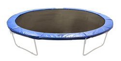 Upper Bounce® Super Trampoline Replacement Safety Pad Spring Cover for 16' x 14' Oval Frames
