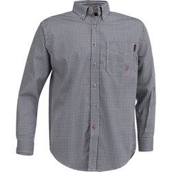 Men's Flame Resistant Work Shirt